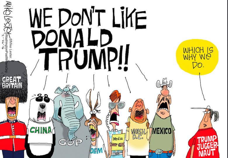 Anti-Trump-cartoon